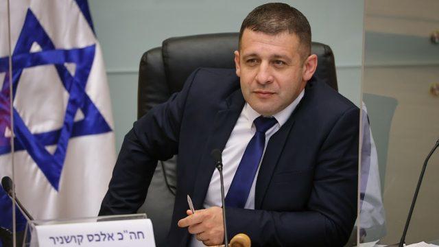 Ноам Москович, пресс-служба Кнессета