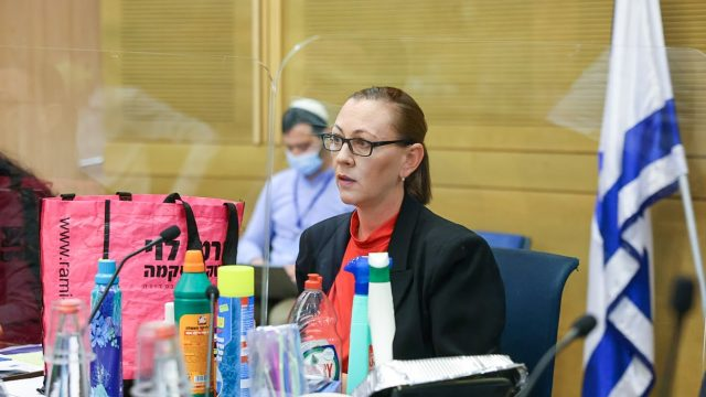 Фото: Ноам Москович, пресс-служба Кнессета